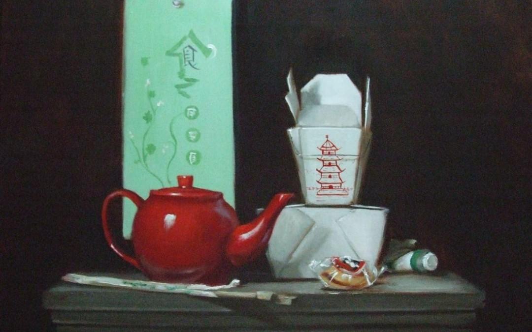 Green Tea   24 x 24