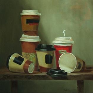 Caffeine Buzz    18 x 18